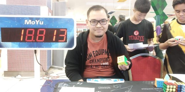 Cubers are getting faster on day 4