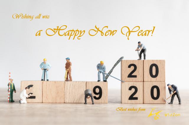 Happy new year 2020!