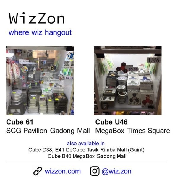 More spinners in WizZon