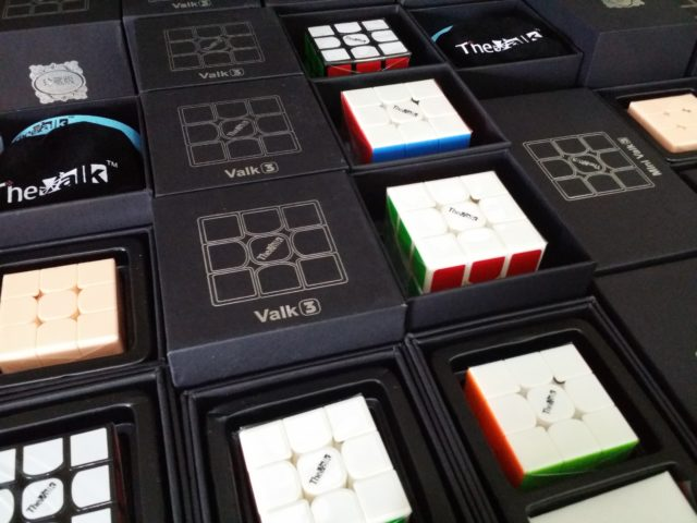 Our Valk selection expanded