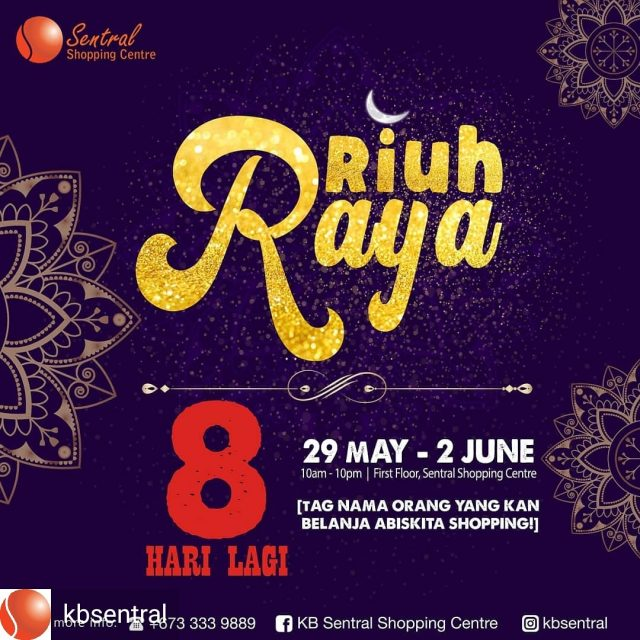 WizZon will be at Riuh Raya in KB Sentral!